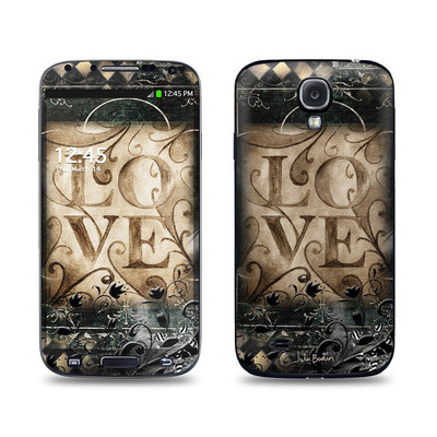 Samsung Galaxy S4 Skin - Love's Embrace