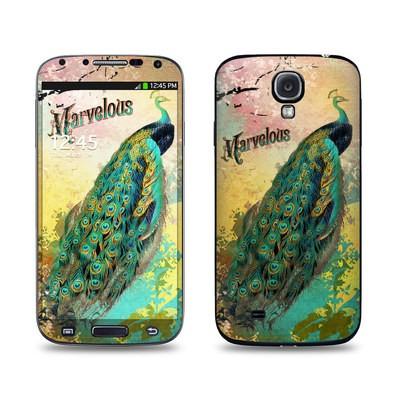 Samsung Galaxy S4 Skin - Marvelous