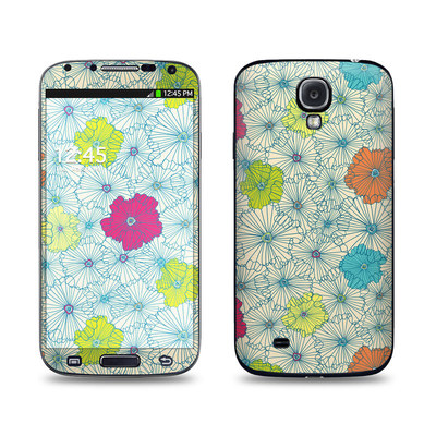 Samsung Galaxy S4 Skin - May Flowers