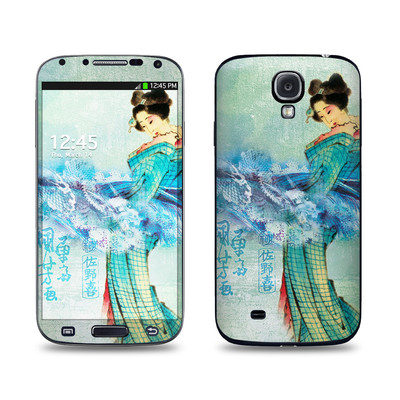 Samsung Galaxy S4 Skin - Magic Wave