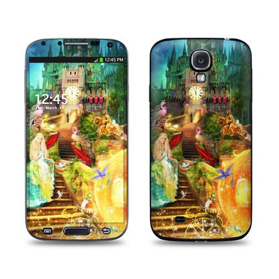 Samsung Galaxy S4 Skin - Midnight Fairytale