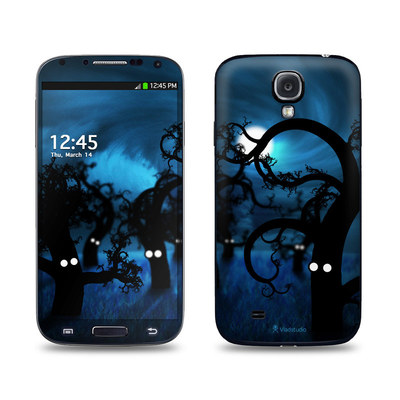 Samsung Galaxy S4 Skin - Midnight Forest