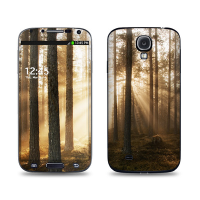 Samsung Galaxy S4 Skin - Misty Trail