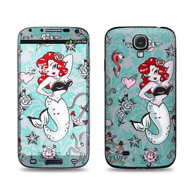 Samsung Galaxy S4 Skin - Molly Mermaid