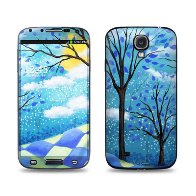 Samsung Galaxy S4 Skin - Moon Dance Magic
