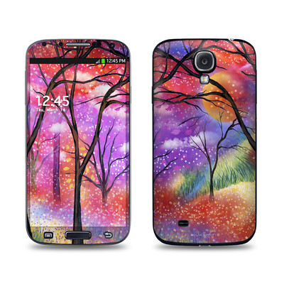 Samsung Galaxy S4 Skin - Moon Meadow