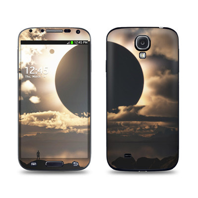 Samsung Galaxy S4 Skin - Moon Shadow
