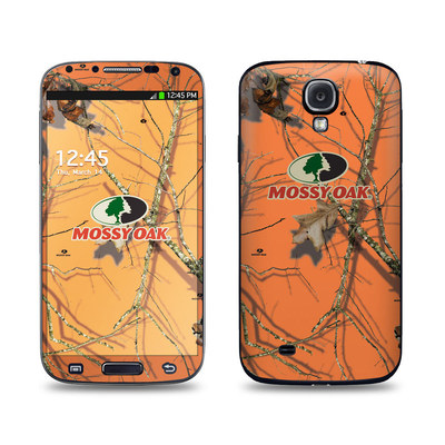 Samsung Galaxy S4 Skin - Break-Up Lifestyles Autumn