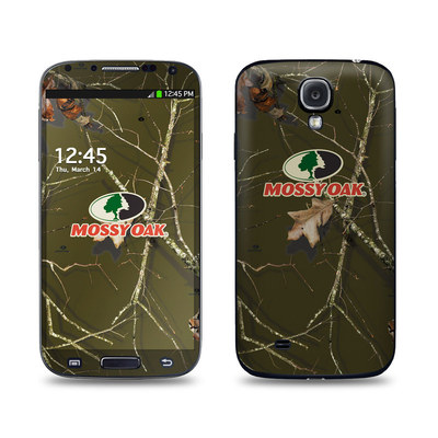 Samsung Galaxy S4 Skin - Break-Up Lifestyles Dirt