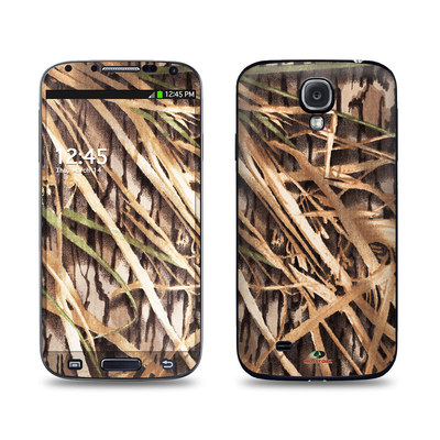 Samsung Galaxy S4 Skin - Shadow Grass