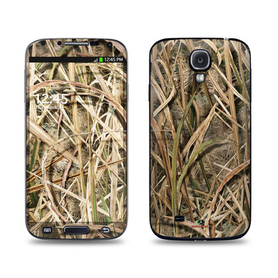 Samsung Galaxy S4 Skin - Shadow Grass Blades