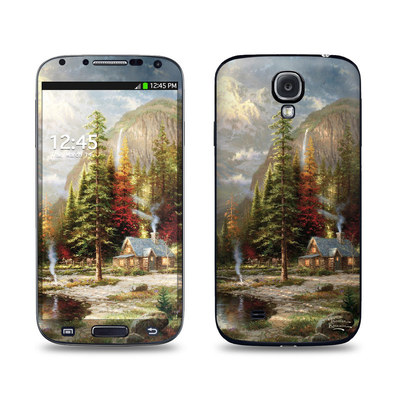 Samsung Galaxy S4 Skin - Mountain Majesty