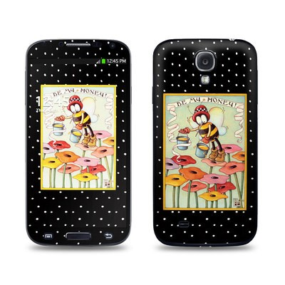 Samsung Galaxy S4 Skin - Be My Honey
