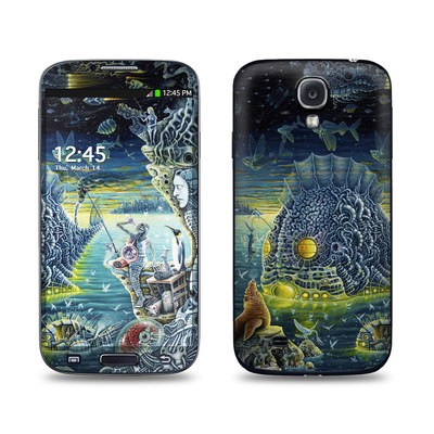 Samsung Galaxy S4 Skin - Night Trawlers