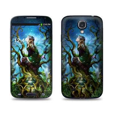 Samsung Galaxy S4 Skin - Nightshade Fairy