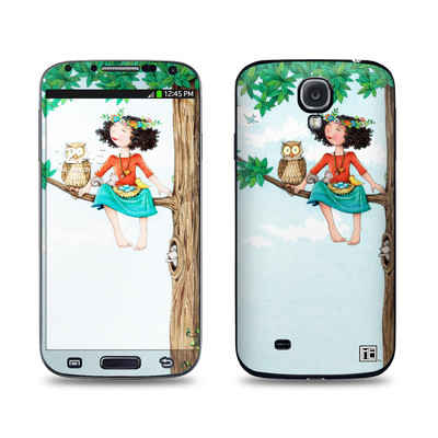 Samsung Galaxy S4 Skin - Never Alone