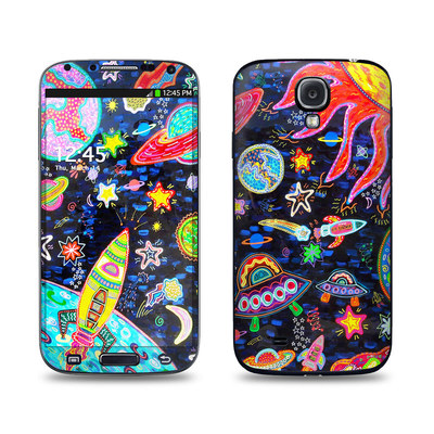 Samsung Galaxy S4 Skin - Out to Space