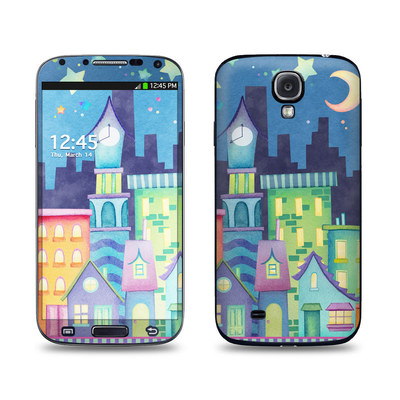 Samsung Galaxy S4 Skin - Our Town