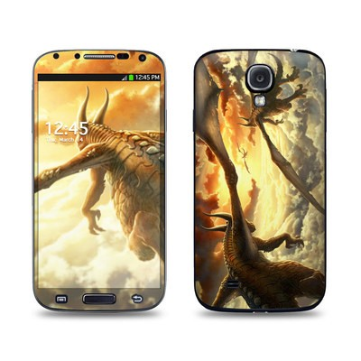 Samsung Galaxy S4 Skin - Over the Clouds