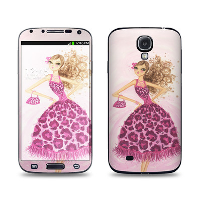 Samsung Galaxy S4 Skin - Perfectly Pink