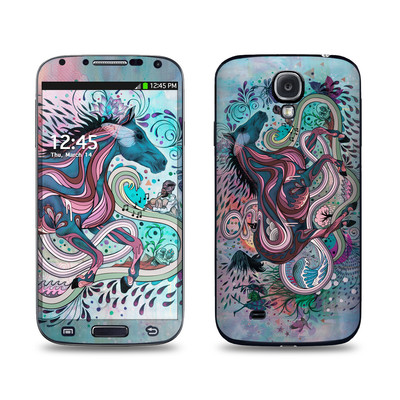Samsung Galaxy S4 Skin - Poetry in Motion