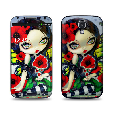Samsung Galaxy S4 Skin - Poppy Magic