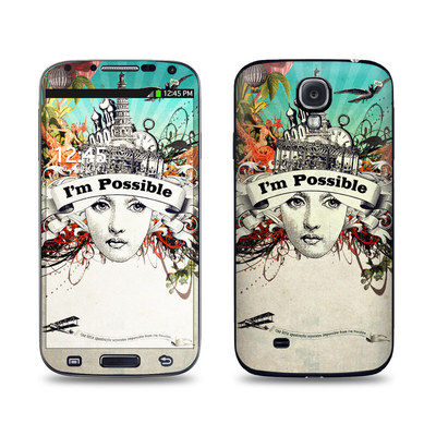 Samsung Galaxy S4 Skin - Possible