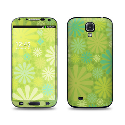 Samsung Galaxy S4 Skin - Lime Punch