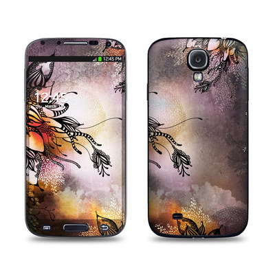 Samsung Galaxy S4 Skin - Purple Rain
