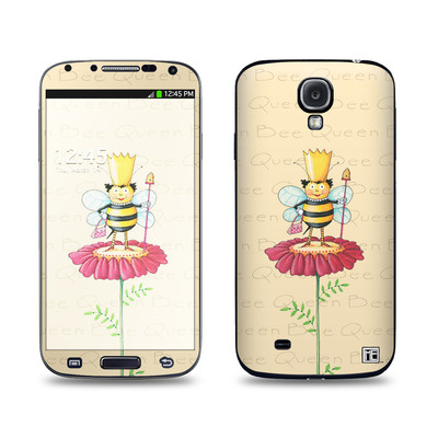 Samsung Galaxy S4 Skin - Queen Bee