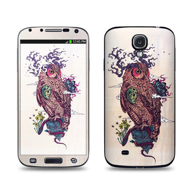 Samsung Galaxy S4 Skin - Regrowth