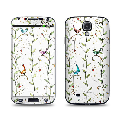 Samsung Galaxy S4 Skin - Royal Birds