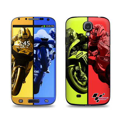 Samsung Galaxy S4 Skin - Race Panels