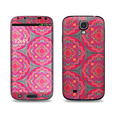 Samsung Galaxy S4 Skin - Ruby Salon