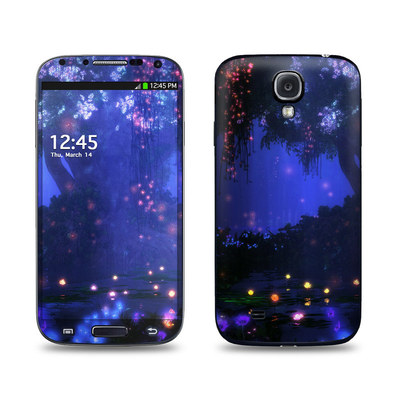 Samsung Galaxy S4 Skin - Satori Night