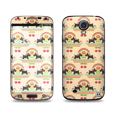 Samsung Galaxy S4 Skin - Scotties