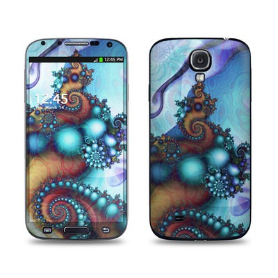 Samsung Galaxy S4 Skin - Sea Jewel