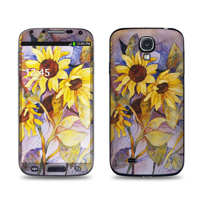 Samsung Galaxy S4 Skin - Sunflower