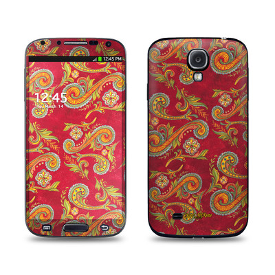 Samsung Galaxy S4 Skin - Shades of Fall