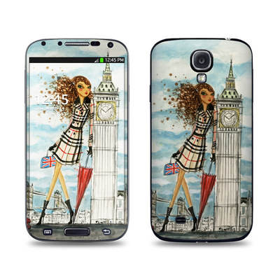 Samsung Galaxy S4 Skin - The Sights London