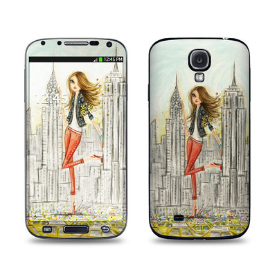 Samsung Galaxy S4 Skin - The Sights New York