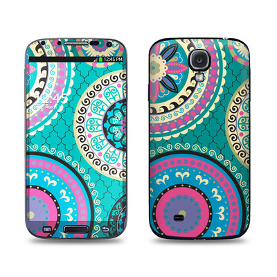 Samsung Galaxy S4 Skin - Silk Road