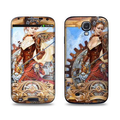 Samsung Galaxy S4 Skin - Steam Jenny