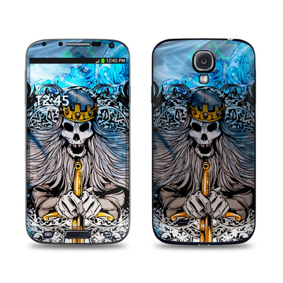 Samsung Galaxy S4 Skin - Skeleton King