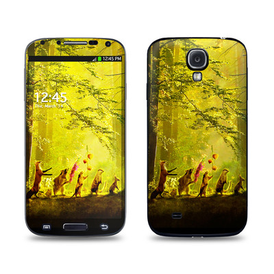 Samsung Galaxy S4 Skin - Secret Parade