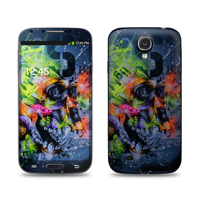 Samsung Galaxy S4 Skin - Speak