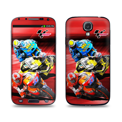 Samsung Galaxy S4 Skin - Speed Collage