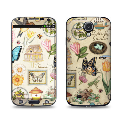 Samsung Galaxy S4 Skin - Spring All