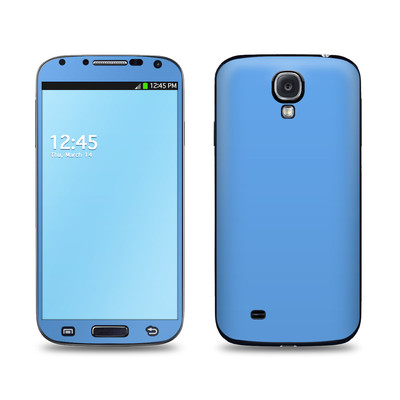 Samsung Galaxy S4 Skin - Solid State Blue