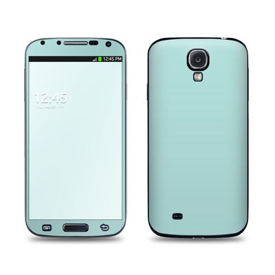Samsung Galaxy S4 Skin - Solid State Mint